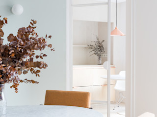 Plantea Estudio Scandinavian style dining room