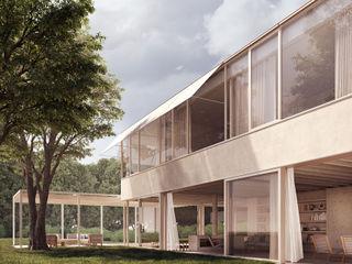 Plantea Estudio Single family home