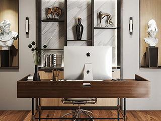 Nội Thất An Lộc Modern style study/office
