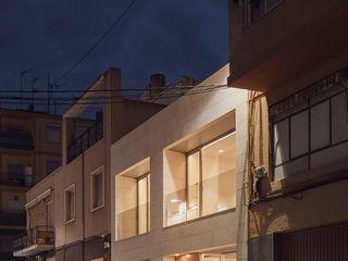 Pablo Muñoz Payá Arquitectos Rumah tinggal Kayu