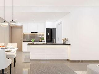 Công ty nội thất ATZ LUXURY Modern dining room