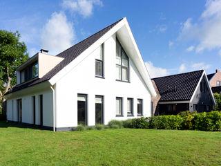 vrijstaand woonhuis in Vathorst Archivice Architektenburo