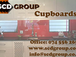 SCD Cupboards SCD Group KitchenCabinets & shelves