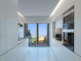 Propriété Générale International Real Estate 現代廚房設計點子、靈感&圖片