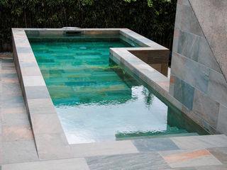 ROSA GRES Garden Pool Ceramic Turquoise