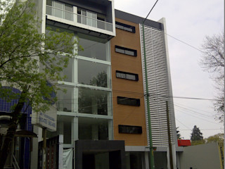 Merkalum Rumah teras Aluminium/Seng Metallic/Silver