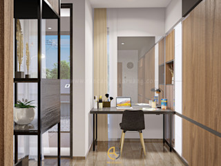 Rancang Reka Ruang BedroomAccessories & decoration Multicolored