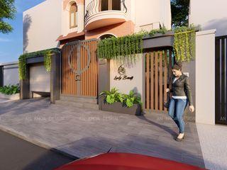 Thiết kế nội thất biệt thự 300m2 – anh Đạm, Quận 2, HCM Công ty TNHH Tư vấn thiết kế xây dựng An Khoa Garden Accessories & decoration