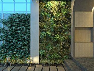 THIẾT KẾ NỘI THẤT SPA ZENKI [ C. DƯƠNG, QUẬN 3, HCM] Công ty TNHH Tư vấn thiết kế xây dựng An Khoa Spa phong cách hiện đại