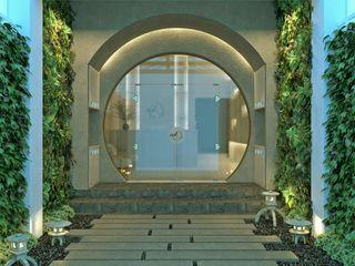 THIẾT KẾ NỘI THẤT SPA ZENKI [ C. DƯƠNG, QUẬN 3, HCM] Công ty TNHH Tư vấn thiết kế xây dựng An Khoa Xông hơi