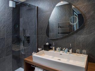 HOTEL LA PLAGE 5 ETOILES Brunel Architecture Salle de bain moderne