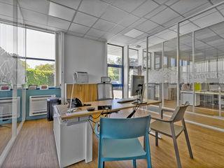 BUREAUX COMMERCIAUX AVIGNON Brunel Architecture Bureau moderne