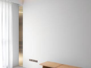 禾光室內裝修設計 ─ Her Guang Design Industrial style bedroom White