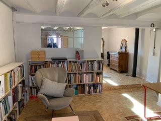 La casa VyF FGMarquitecto Estudios y despachos de estilo rústico