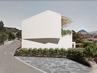Architetto Alessandro spano منازل صغيرة خشب