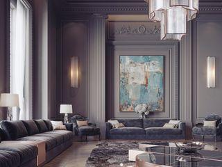 Gray Living Room Design Ideas IONS DESIGN ห้องนั่งเล่น หินอ่อน Grey