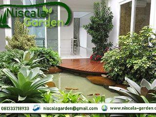 21 Desain Kolam Koi Klasik NISCALA GARDEN   Tukang Taman Surabaya Rumah Sakit Klasik