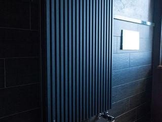 BAGNO NERO antonio felicetti architettura & interior design Bagno moderno