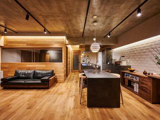 株式会社 アポロ計画 リノベエステイト事業部 Wood effect
