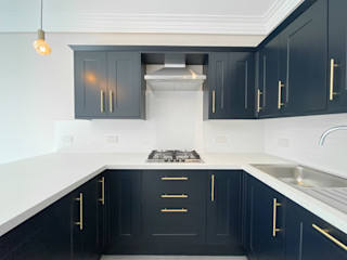New Build Queens Road, Windsor The Market Design & Build Classic style kitchen