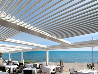 unica living design Atap landai Aluminium/Seng