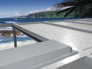 unica living design Konservatori Gaya Mediteran Aluminium/Seng