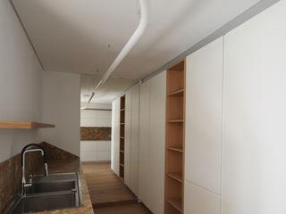 DoA diseño original, arquitectura 置入式廚房