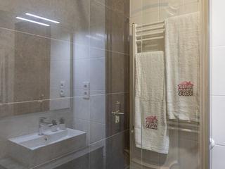 Decor-in, Lda Modern bathroom Ceramic Grey