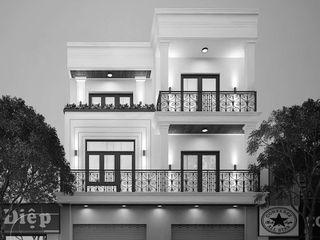 Thiết kế thi công cải tạo nhà phố hiện đại 3 tầng đẹp 8x15m NEOHouse