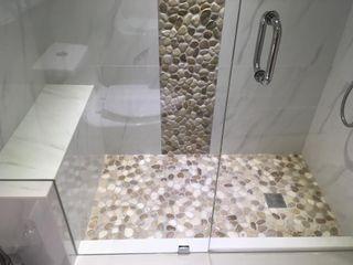 Refovert S.L. BadezimmerWannen und Duschen Fliesen Weiß