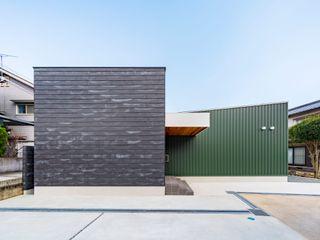 姫路市砥堀の家 中村建築研究室 エヌラボ(n-lab) 木造住宅 木 緑