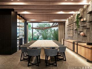 Sulkin Askenazi Salle à manger moderne