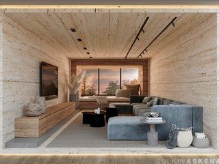 Sulkin Askenazi Salon moderne