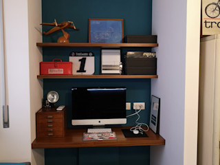Studio Zay Architecture & Design Study/office Wood Green