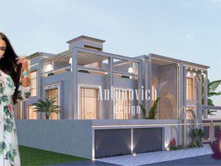Luxury Antonovich Design Balcony