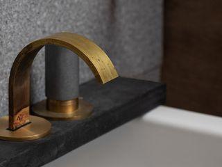 ICÓNICO BathroomFittings Amber/Gold