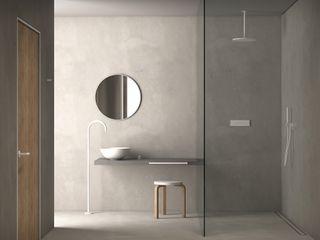 ICÓNICO BathroomBathtubs & showers Metallic/Silver