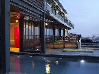 Hotel Anlage Swimmingpools Manufacture Moderne Hotels