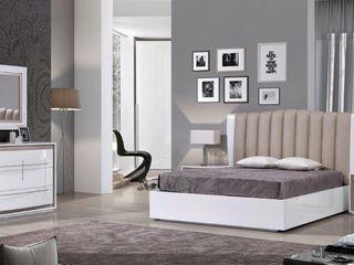 Intense mobiliário e interiores Camera da lettoLetti e testate