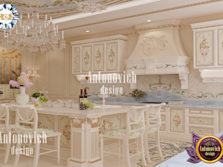 Luxury Antonovich Design Кухня