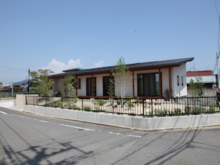 田村建築設計工房 Chalets & maisons en bois