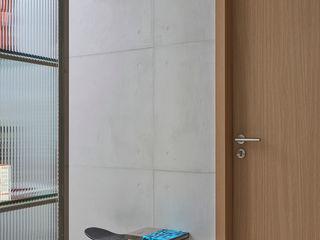 Eightytwo Modern Corridor, Hallway and Staircase