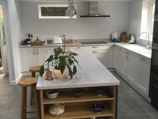 kitchen worktops chelmsford Solid Worktops CuisineEviers & Robinets