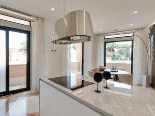 My eternity - Progettazione e ristrutturazione di un appartamento di 130 MQ | Ristrutturazione Roma Centro storico Gruppo Castaldi | Roma Cucina attrezzata