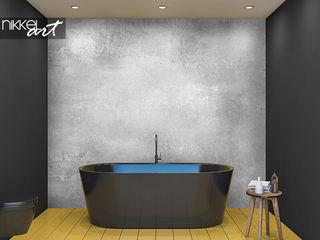 Nikkel Art Moderne Badezimmer