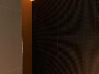 Contrasti - Progettazione e ristrutturazione appartamento 130mq - zona EUR Gruppo Castaldi | Roma BagnoIlluminazione