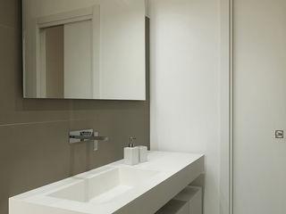 Contrasti - Progettazione e ristrutturazione appartamento 130mq - zona EUR Gruppo Castaldi | Roma BagnoLavabi