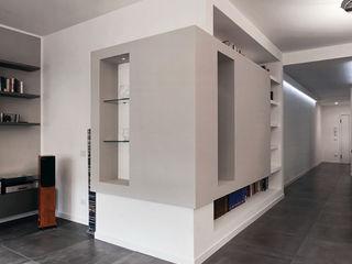 Ouverture - Progettazione e ristrutturazione appartamento Collatina - Gruppo Castaldi | Roma Soggiorno moderno