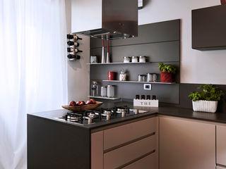 Progettazione e ristrutturazione di un appartamento di 90 MQ | Progettazione e ristrutturazione Roma Balduina Gruppo Castaldi | Roma Cucina attrezzata