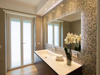 Progettazione e ristrutturazione di un appartamento di 130 MQ | Ristrutturazione Roma Aurelia Gruppo Castaldi | Roma BagnoLavabi